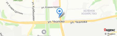 САША на карте Перми