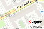 Схема проезда до компании Кью в Перми