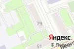 Схема проезда до компании Полигон в Перми