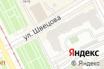 Схема проезда до компании Proxy в Перми