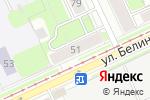 Схема проезда до компании Электрик Help в Перми