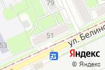 Схема проезда до компании Elos в Перми