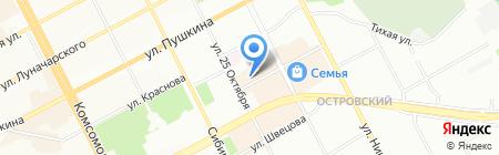 Love Story на карте Перми