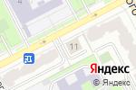 Схема проезда до компании СФЕРА ЧИСТОТЫ в Перми