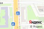 Схема проезда до компании Сибирский в Перми