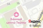 Схема проезда до компании Зеком в Перми
