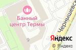 Схема проезда до компании Быстро в Перми