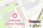 Схема проезда до компании АлтейДент в Перми