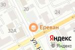 Схема проезда до компании O2-generator.ru в Перми