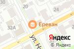 Схема проезда до компании Самарский здоровяк в Перми