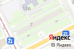 Схема проезда до компании НИК в Перми