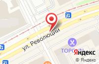 Схема проезда до компании Федерация Спортивных и Любительских Нард Пермского Края в Перми