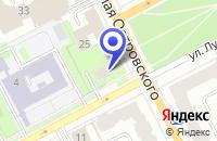 Схема проезда до компании МАГАЗИН ПОСУДЫ ЧЕРТЯЕВ В.Л. в Перми