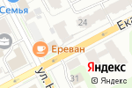 Схема проезда до компании Адвокат Рудаков В.Ю. в Перми