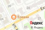 Схема проезда до компании ТОК-Сервис в Перми
