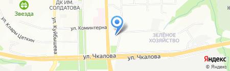 КамТрансЛес-Безопасность на карте Перми