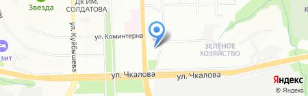 Память на карте Перми