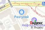 Схема проезда до компании Dolce Travel в Перми