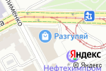 Схема проезда до компании Elite в Перми