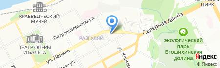 Lumma Store на карте Перми