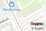 Схема проезда до компании Консультант Пермь в Перми