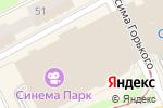 Схема проезда до компании Magic donuts в Перми