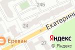 Схема проезда до компании Перминвестпроект в Перми
