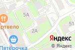 Схема проезда до компании Роскошь тела в Перми