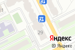 Схема проезда до компании Продукты 21 века в Перми
