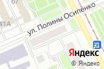 Схема проезда до компании Бэстик в Перми