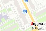 Схема проезда до компании NL International в Перми