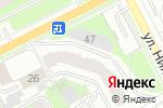 Схема проезда до компании Перекрёсток в Перми