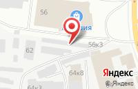 Схема проезда до компании Цветов А.В. в Перми