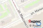 Схема проезда до компании Gadjet-Market в Перми