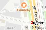 Схема проезда до компании МебельПрикамья в Перми