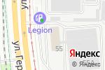 Схема проезда до компании Выбор в Перми