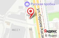 Схема проезда до компании Рост-Имэк в Перми