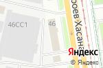 Схема проезда до компании ШКАФЫ МЕТАЛЛИЧЕСКИЕ в Перми