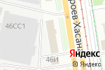 Схема проезда до компании Campary в Перми