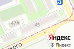 Схема проезда до компании Мой Авто в Перми