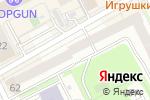 Схема проезда до компании Соледар в Перми