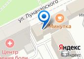 Адвокатский кабинет Поварницыной Л. Ю. на карте