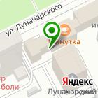 Местоположение компании АДВАНТ