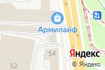 Схема проезда до компании Колер-салон в Перми