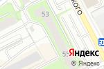 Схема проезда до компании Экспертный состав №3 в Перми