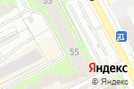 Схема проезда до компании Кадастровый инженер Мазунина А.А в Перми