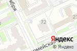 Схема проезда до компании Логитекк в Перми