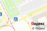 Схема проезда до компании Салон цветов в Перми
