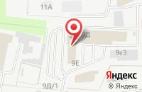 Схема проезда до компании Радиосила-Пермь в Перми
