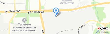 Уют на карте Перми